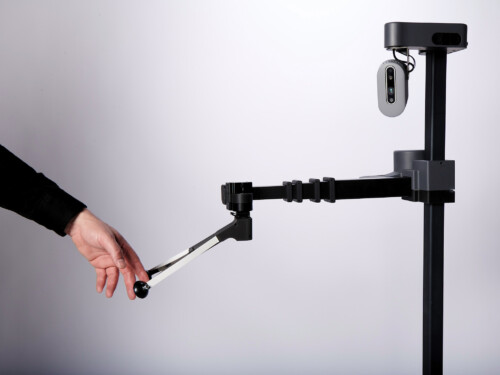 Hello Robot's Stretch robot and its gripper