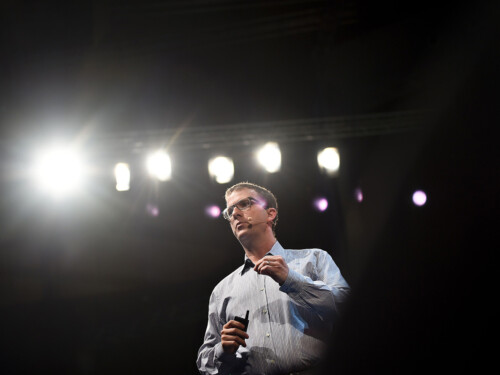 Facebook chief technical officer Mike Schroepfer.