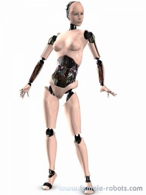 female-android